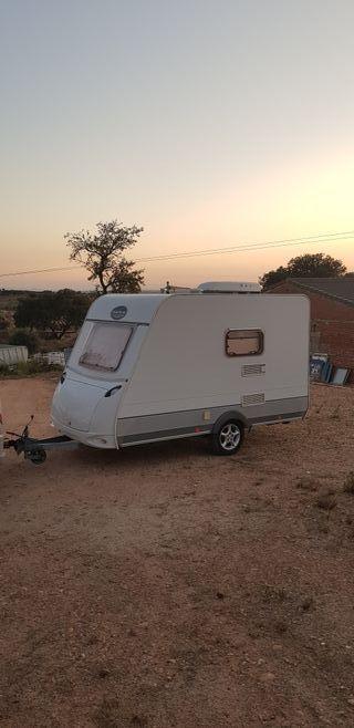 Caravana Caravelair 340
