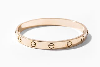 Cartier love pulsera