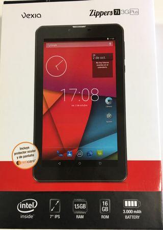 Tablet 7 pulgadas wifi y 3G