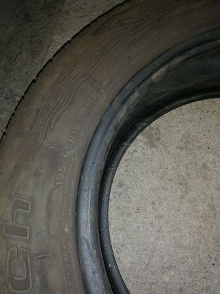 Neumáticos 195/65r15 91h bfgoodrich