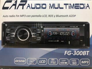 Radio usb Bluetooth