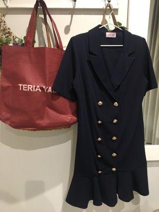 Vestido marinero TERIA YABAR