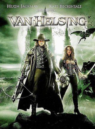 DVD VAN HELSING (edición coleccionista).-