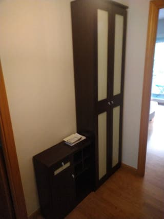 Armario ropero y mueble de entrada/recibidor