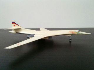 Maqueta Tu-160 BlackJack