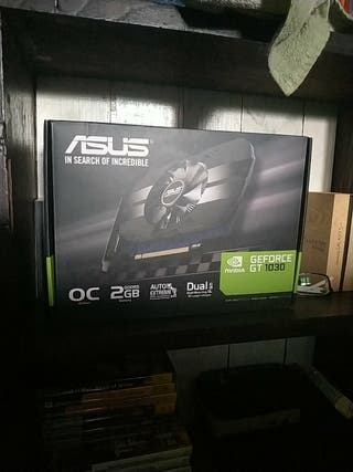 ASUS Nvidia Geforce GT 1030 2GB DDR5 OC EDITION