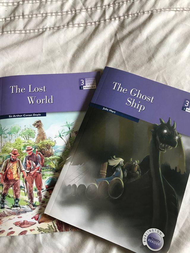 Libros inglés 3º Eso