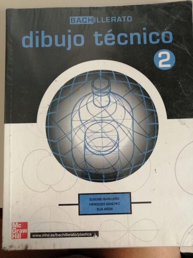 Libro Dibujo Técnico 2º Bach Ed McGrawHill