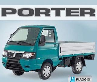 Recambios Piaggio Porter nuevos y usados