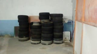 ruedas coche