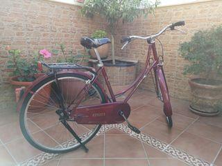 Bicicleta clásica de paseo Cinzia