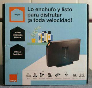 Router Multimedia Livebox Orange