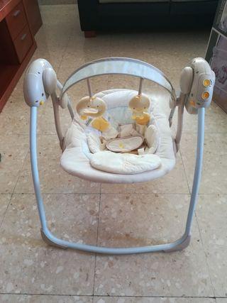 Columpio y hamaca bebe