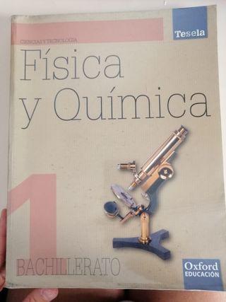 Libro Física y Química Ed. Oxford