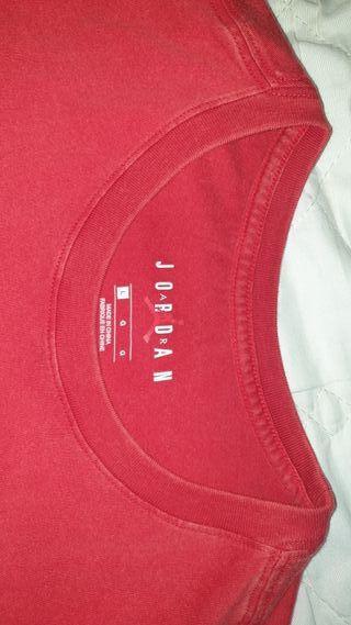 camiseta deportiva Nike jordan de tirante 2020