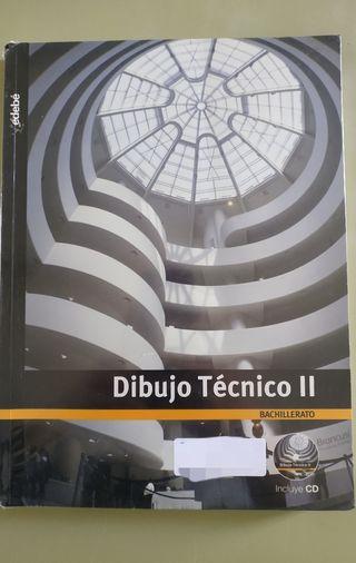 libro dibujo técnico 2 bachillerato edebe