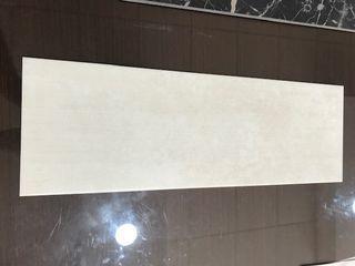 14m2 de Azulejo blanco 20x60cm (POSTDAM)