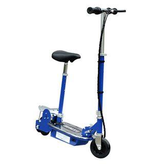 Patinete Eléctrico Scooter Plegable con Asiento