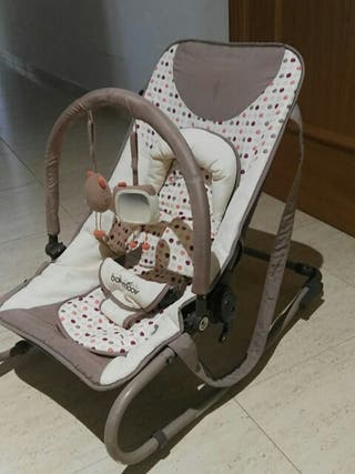 hamaca de bebe