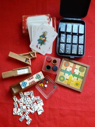 juegos en miniaturas ,para coleccionista