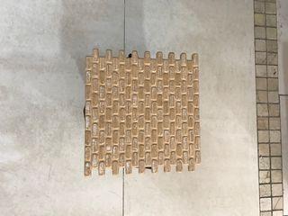 9m2 de azulejo dimarmi panello beige 25x25cm