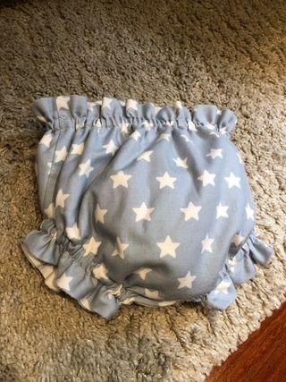 Ranita y jersey Nanos baby azul 3 meses
