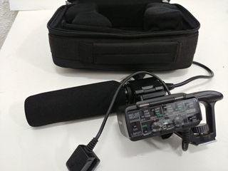 MICROFONO SONY XLR-AM + ECM-XM1