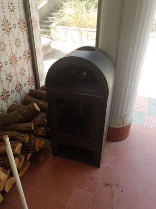 estufa de lenya
