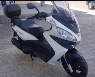 rieju scooter 125 city line