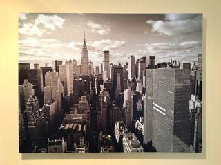 Cuadro ciudad Nueva York