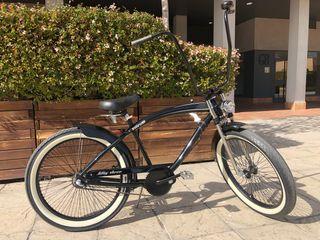 Bicicleta americana cruiser Nirve