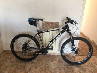 Bicicleta Cannondale Sl5 muy poco uso