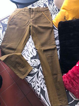 Pantalón verde militares