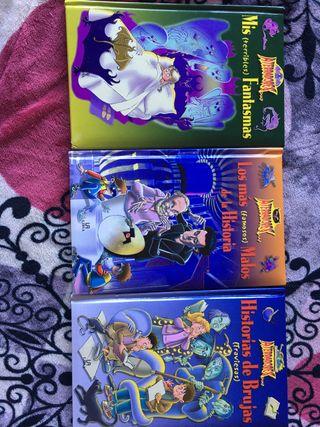 Libros infantiles aterradores