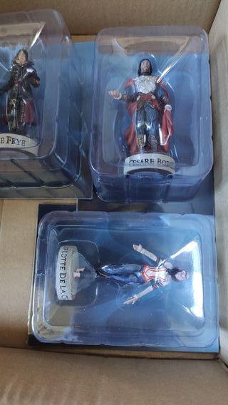 Figuras Assassins Creed de Salvat