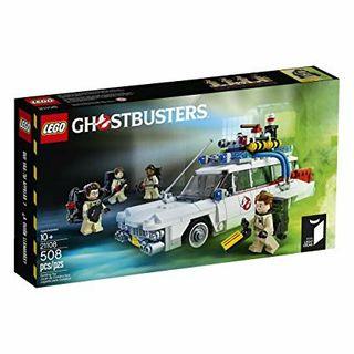 LEGO 21108 - El Ecto 1 de los Ghostbusters