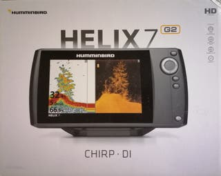 sonda pesca humminbird helix7 g2 chirp di NUEVA