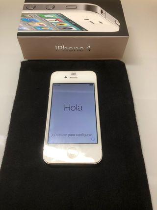 Iphone 4 - Blanco 16 GB