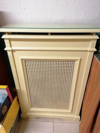Mueble cubre radiador