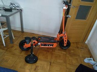 patinete electrico 1800w