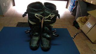 Botas de cros