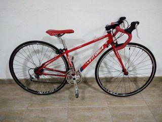 Bicicleta carretera niñ@
