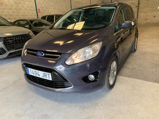 Ford Grand C-MAX 1.6 tdci 115cv 7 plazas!!!