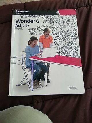 workbook 6 primaria
