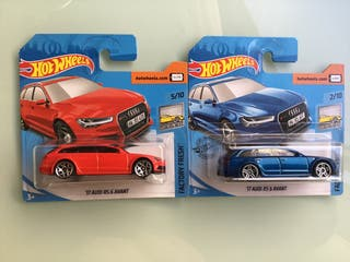 Hot wheels Audi RS 6 Avant 2017
