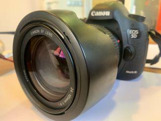 Canon Full Frame 5D MK III - 24-105