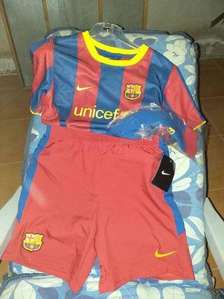 Traje FC Barcelona