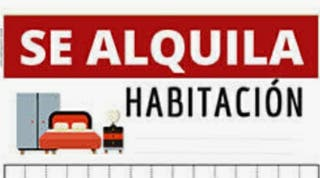 AQUILER HABITACION