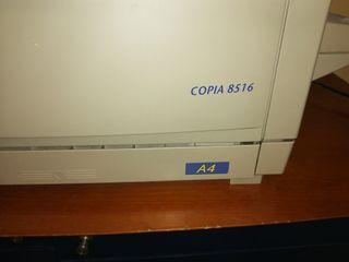 regalo fotocopiadora Olivetti Copia 8516