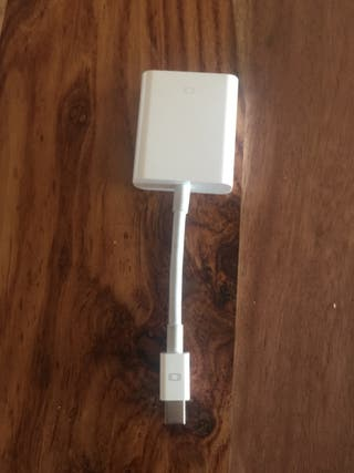 Adaptador VGA apple
